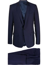 Dolce And Gabbana Three Piece Formal Suit 60