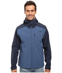 The North Face Apex Bionic 2 Hoodie Shady Blue Urban Navy Men's Sweatshirt