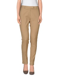 Ekle' Casual Pants Sand