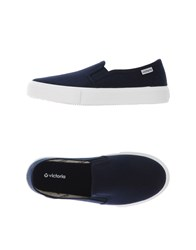 Victoria Footwear Low Tops And Trainers Women Dark Blue