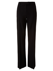 Collection By John Lewis Ponte Bootcut Trousers Black