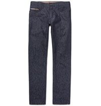 Berluti Stretch Denim Jeans Blue