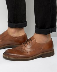 Selected Homme Noah Lace Up Shoes Brown