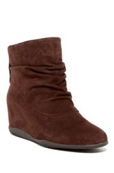 Me Too Houston Slouch Bootie Brown