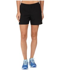 Asics Pocketed 5 Shorts Black Women's Shorts