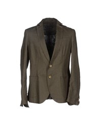 Phonz Says Black Suits And Jackets Blazers Men Military Green