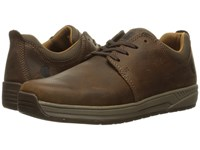 Carhartt Oxford Shoe Brown Oil Tanned Leather Men's Lace Up Casual Shoes