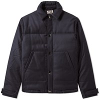 Acne Studios Mountain Jacket Blue