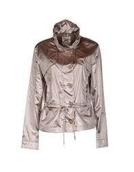 Gaudi' Jackets Dove Grey