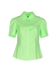 Jeckerson Shirts Shirts Women Light Green