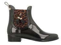 Gioseppo Pigall Weelington Boots Black