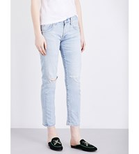 Citizens Of Humanity Emerson Slim Fit Boyfriend Mid Rise Jeans Rock On