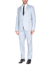 Guess By Marciano Suits Sky Blue