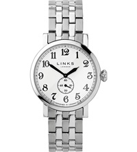 Links Of London Greenwich Stainless Steel Watch