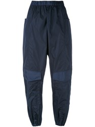Chalayan Balloon Trousers Blue