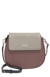 Matt And Nat 'Rubicon' Vegan Leather Crossbody Bag