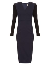 Sportmax Pineta Dress Navy