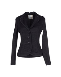 Ottod'ame Suits And Jackets Blazers Women Steel Grey