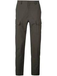 Aztech Mountain Castel Creek Cargo Trousers Green