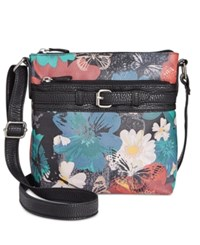 Styleandco. Style Co. Baltic Small Crossbody Only At Macy's Floral