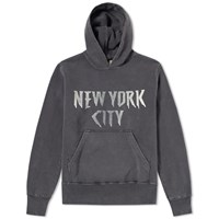 Remi Relief New York City Pullover Hoody Black