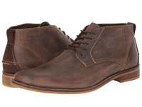 Type Z Eliott Brown Leather Men's Lace Up Boots