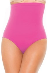 Spanx Solid High Rise Bottom Pink