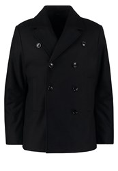 Filippa K Marc Classic Coat Navy Dark Blue