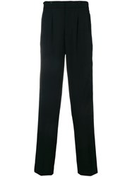 Helmut Lang Tailored Trousers Black