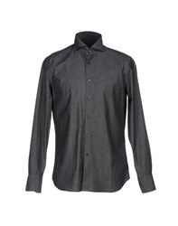 Futuro Denim Denim Shirts Men