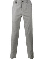 Stephan Schneider Slim Fit Trousers Grey