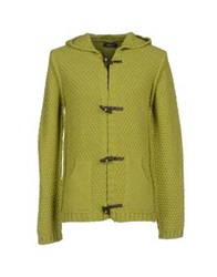Imperial Star Imperial Cardigans Acid Green