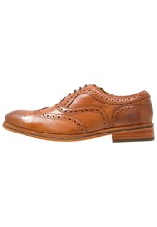 Hudson H By Keating Smart Laceups Tan