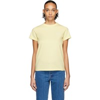 A.P.C. Yellow Denise T Shirt