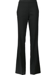 Vionnet Flared Trousers Black
