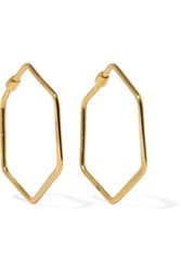 Adina Reyter Gold Plated Earrings