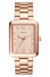 Fossil Women's Atwater Bracelet Watch 28Mm