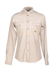 Roy Rogers Roy Roger's Shirts Beige