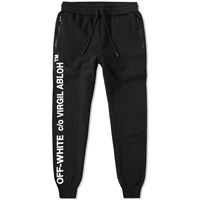 Off White Care Of Virgil Abloh Sweat Pant Black