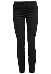 Vila Vicommit Slim Fit Jeans Black