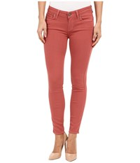 Paige Verdugo Ankle In Red Clay Red Clay Women's Jeans