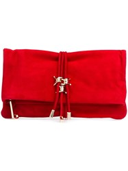 Dsquared2 'Babe Wire' Tied Clutch