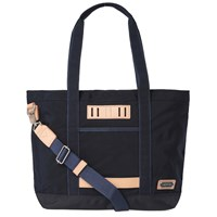 Master Piece Over Nc Tote Bag Blue
