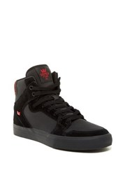 Supra Vaider High Top Sneaker Gray