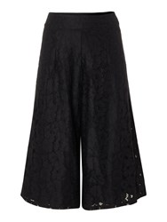Therapy Lexie Lace Culottes Black