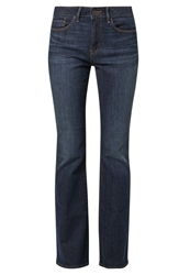 Esprit Bootcut Jeans Stone Used Blue Denim