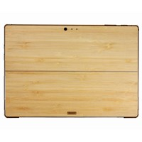 Toast Real Wood Microsoft Surface Cover Bamboo