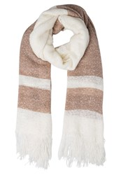 Pepe Jeans Colley Scarf Ivory Off White