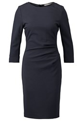 Tiger Of Sweden Joli Shift Dress Navy Dark Blue