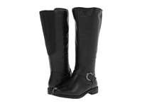 David Tate Branson Extra Wide Shaft Black Women's Boots